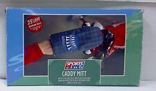 Sports Club Golf Caddy Mitt with 5 Tees
