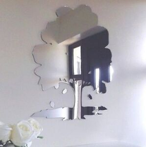 Oak Tree and Acorns Mirror