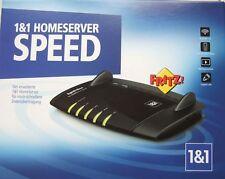 FritzBox 7560 AVM VDSL/ADSL-Router 1&1 Homeserver Speed Neu & OVP