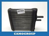 Radiator Heating Cabin Interior Heating Exchanger FIAT Punto