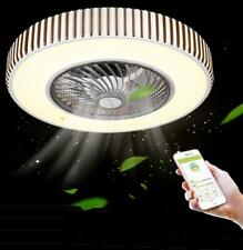 Ceiling Fan Light bluetooth APP Remote Control LED Ceiling Lamp Dimmable 48watt