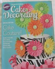 Wilton Cake Decorating Yearbook 2013 Special Section Cake Couture