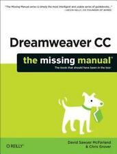 Dreamweaver CC: The Missing Manual-ExLibrary