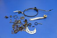 1985 85-86 Yamaha TY350 Trails 350 Clutch Cable Perch Hardware Bolts Nuts Spares