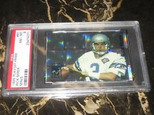 1995 PLAYOFF PRIME MINI EXFRACTOR CARD #81 FROM RICK MIRER PSA GRADED NM-MT 8