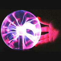 Magic Plasma Ball Light Touch Control Lightning USB Sphere Party Desktop Lamp