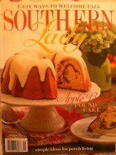 Southern Lady Apple Butter Pound Cake Porch/Home Styles SEPT 2015 FREE SHIPPING