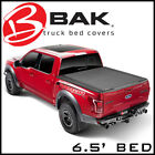 BAK Revolver X4s Hard Rolling Tonneau Bed Cover Fits 2016-21 Toyota Tacoma 6.5'