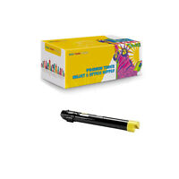 1 x 106R01438 Yellow Compatible Toner Cartridge for Xerox Phaser 7500