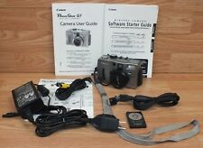 Genuine Canon (PC1004) Power Shot G1 With Strap & Accessories Bundle **READ**