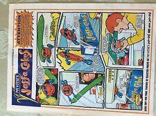 m17a8 ephemera 1990s advert mcvitie's mcvities jaffa cakes cucumber