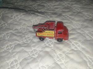 Vintage Moko Lesney Matchbox Thames Trader Wreck Truck