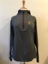 COLOSSEUM ATHLETIC ASU Women's Large Running 1/2 Zipper Hoodie
