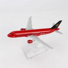 16cm 1/400 Airbus320 Air Asia.com Diecast Model BOEING A-320 Aircraft Plane Mode