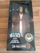 STAR WARS Collector Series 12'' Obi-Wan Kenobi Action Figure Kenner 1996