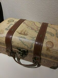 Vintage Punch Studio Kirshner Arts Collection Trunk/Chest Latch Travel Storage