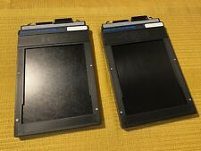 Toyo Cut Film Holder 4x5 Inch Qty 2 # 10141 - Used - Set B