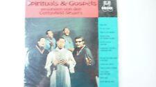 Cottonfield Singers Spirituals & Gospels tt RECORD HSP 904 LP75