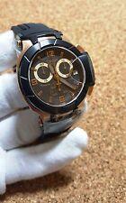 Tissot Men's T0484172705706 T-Race Rose Gold Tone Chronograph Men's Watch