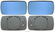 Spiegelglas Außenspiegel blau asphärisch beheizt links und rechts 2x Set Satz