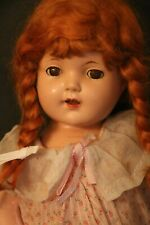 Vintage Effanbee Mary Lee Doll 16 IN 1930's Composition Doll Effanbee Patsy Joan
