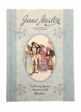 A6 Jane Austen Small Notebook Lined Dancing Notes Vintage Literature Journal Pad