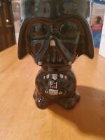 Star Wars ceramic Galerie Darth Vader Coffee Mug Full Body Cup Goblet Dark Side
