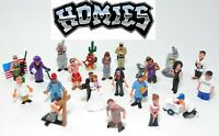 HOMIES series 6 CHOLO GANGSTER COLLECTABLE FIGURES SET OF 22 HARD TO FIND