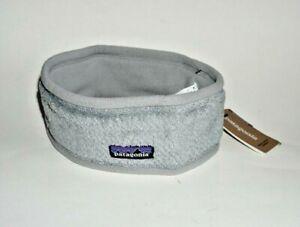 NWT Women's Patagonia Re-Tool Head Band Fleece Gray One Size Headband