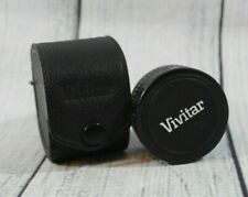 Vintage Vivitar Automatic Tele Converter Lens 2x-1 Camera Screw Mount w/ Case