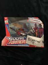 Transformers Animated Voyager Class Starscream New