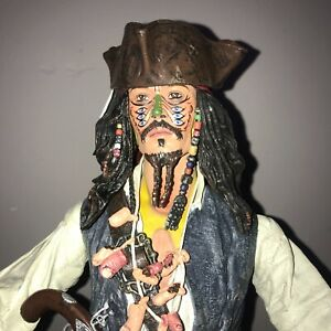 JACK SPARROW PIRATES OF THE CARIBBEAN ACTION FIGURE