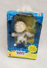 1998 Rugrats Nickelodeon Mattel Tommy Slumber Party Collectible Doll Sealed New