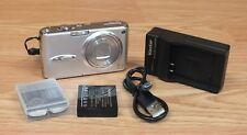 Panasonic  LUMIX (DMC-FX01) Mega O.I.S Wide Leica Lens Digital Camera Bundle