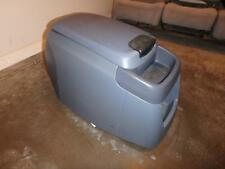 99-7 FORD F250 F350 F450 FRONT CENTER CONSOLE GREY BLUE OEM
