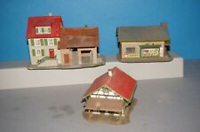 LOT of plastic H0 buildings by Vollmer / Faller / Kibri for 70´s layout (7)