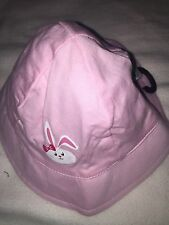 TARGET Girls 00/0 Pink Bunny Bucket Hat *BNWT* Combined Post