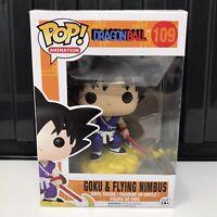 Goku and Flying Nimbus  109 Dragon Ball Funko POP! Vinyl Animations