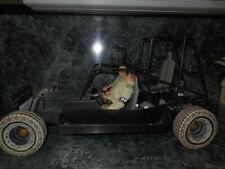 1 vintage g.i.joe jeep w 2 figures used but very nice