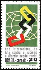 BRAZIL - 1971 - International Year Against Racial Discrimination - MNH - #1184