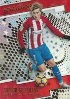 2017 Panini Revolution Soccer - Astro Parallel - Atletico de Madrid - 119-128