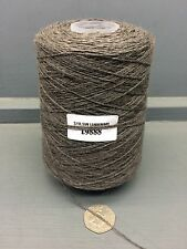 200G BROWNY GREY COLOUR 2/11NM LAMBSWOOL YARN L9888