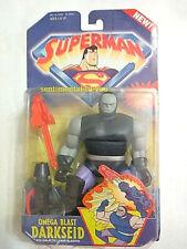 NIP Vintage Kenner STAS Superman The Animated Series OMEGA BLAST DARKSEID Figure