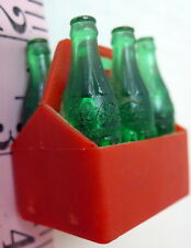 Coke Case Coca Cola Bottles Miniature Doll house prop