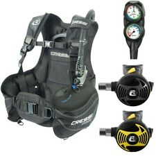 Cressi Start Equipment for Scuba Diving