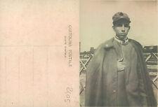 FOTO DI SOLDATO DELLA PRIMA GUERRA MONDIALE  (rif.fg.2405)