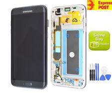 SAMSUNG GALAXY S7 EDGE SM-G935F LCD AMOLED DISPLAY+TOUCH SCREEN DIGITIZER BLACK