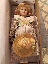 "Angel of Hope 15/"" Duck House Tassel Doll Fairy w//COA /& Box"