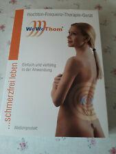 WeWoThom Hochton-Frequenz-Therapiegerät, zur Schmerzbehandlung