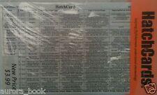 Fly Fishing Hatch Chart Card California Sierra Nevada Adult Larvae Nymph Ww50439